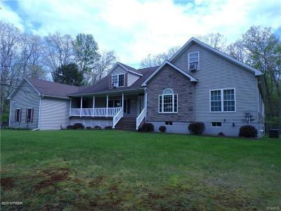 Callicoon Single Family Home For Sale: 43 Serenity Dr