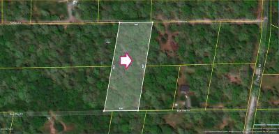 Huggy Bear Lake Residential Lots & Land For Sale: 7 & 8 Andrea Ln