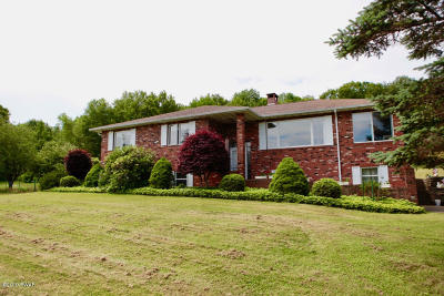 Wayne County Single Family Home For Sale: 525 Eighmy Rd