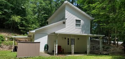 Milford Single Family Home For Sale: 126 Deep Brook Rd