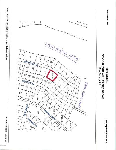 Wild Acres Residential Lots & Land For Sale: Lot-17 & 1 Northwood