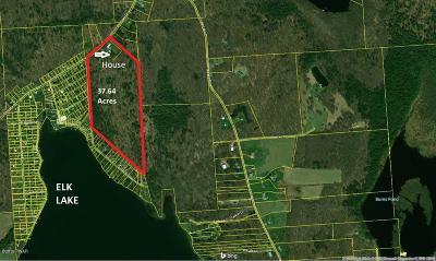 Wayne County Commercial For Sale: 733 Elk Lake Dr