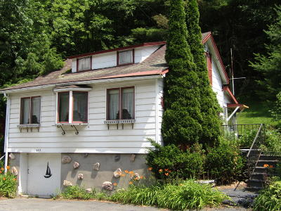 Lackawaxen Single Family Home For Sale: 683 Pa-590