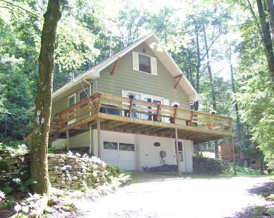 Greentown PA Single Family Home For Sale: $129,000