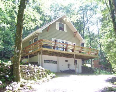 Greentown Single Family Home For Sale: 127 Hemlock Brook Trl
