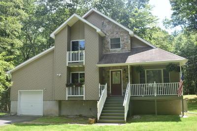 Single Family Home For Sale: 485 Raymondskill Rd
