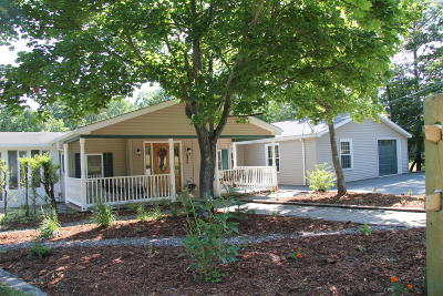 Hawley Single Family Home For Sale: 835 Long Ridge Rd