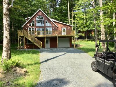 Wallenpaupack Lake Estates Single Family Home For Sale: 1166 Commanche Cir