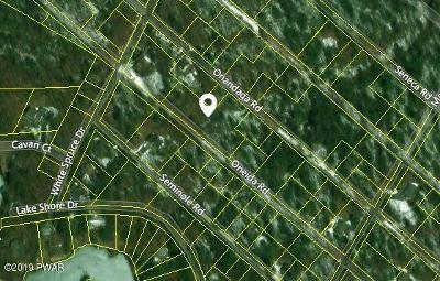 Residential Lots & Land For Sale: Oneida Rd