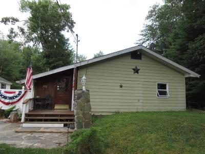 Shohola Single Family Home For Sale: 842 Route 6