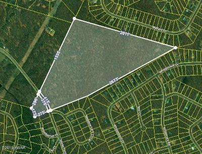 Pike County Residential Lots & Land For Sale: Minks Pond Rd