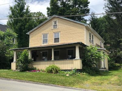 Wayne County Single Family Home For Sale: 348 Terrace St