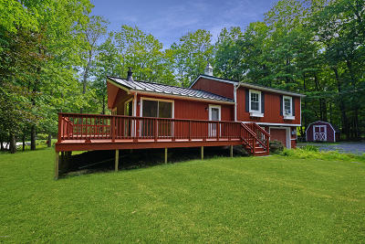 Milford Single Family Home For Sale: 478 Log Tavern Rd