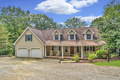 Pike County, Wayne County Single Family Home For Sale: 1106 Salem Park Ln