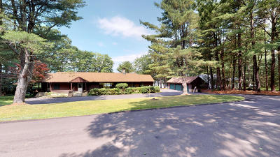 Pike County Single Family Home For Sale: 899 Twin Lakes Rd