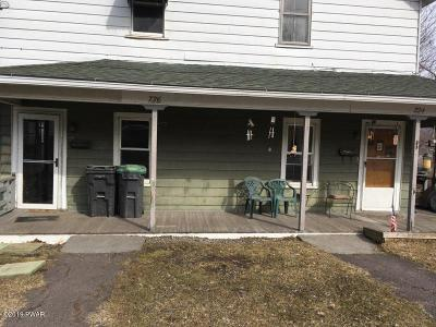 Forest City Multi Family Home For Sale: 724-726 S Main St