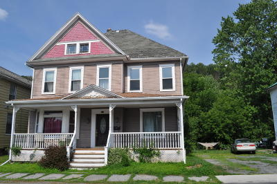 Wayne County Single Family Home For Sale: 711 Court St