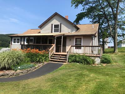 Wayne County Single Family Home For Sale: 324 Crosstown Highway