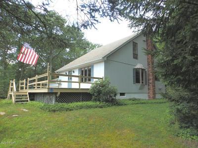 Shohola Single Family Home For Sale: 126 Wildwood Ter