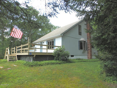 Single Family Home For Sale: 126 Wildwood Ter