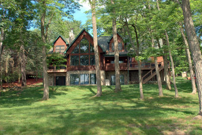 Lakeville Single Family Home For Sale: 103 Lakeside Rd
