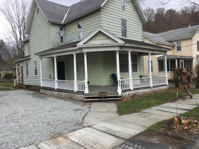 Honesdale Multi Family Home For Sale: 211 13th St