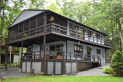 Greentown PA Single Family Home For Sale: $239,900