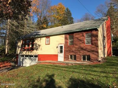 Honesdale Single Family Home For Sale: 309 Sunrise Ave
