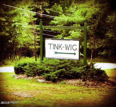 Tink Wig Mountain Lake Estates Residential Lots & Land For Sale: 526 Eastwood Cir