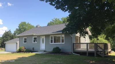 Tyler Hill Single Family Home For Sale: 430 Griffith Rd