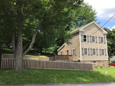 Honesdale Single Family Home For Sale: 218 Terrace St
