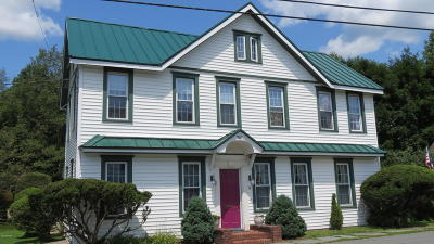 Narrowsburg Single Family Home For Sale: 26 Erie Ave