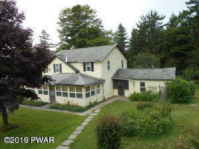 Starrucca Single Family Home For Sale: 1155 Crosstown Hwy