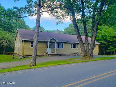 Greentown Single Family Home For Sale: 198 Shiny Mountain Rd