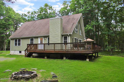 Hawley Single Family Home For Sale: 105 Doe Ct