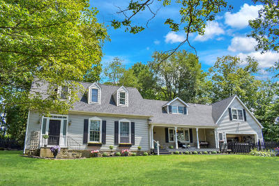 Honesdale Single Family Home For Sale: 1420 Upper Woods Rd