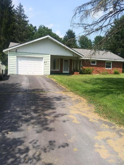 Hawley Single Family Home For Sale: 108 Hickory Ln