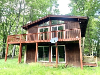 Lake Ariel PA Single Family Home For Sale: $124,900