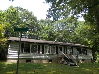 Dingmans Ferry Single Family Home For Sale: 146 Myck Rd