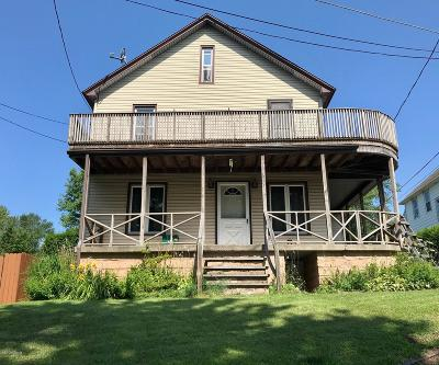 Forest City Single Family Home For Sale: 629 Clinton St