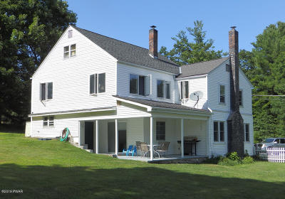 Milford Single Family Home For Sale: 296 Cummins Hill Rd