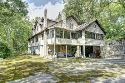 Pike County, Wayne County Single Family Home For Sale: 82 Paupack Point Rd