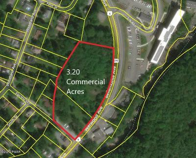 Hawley Residential Lots & Land For Sale: Electric Street And Wellwood Ave
