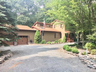Single Family Home For Sale: 108 Horseshoe Ln