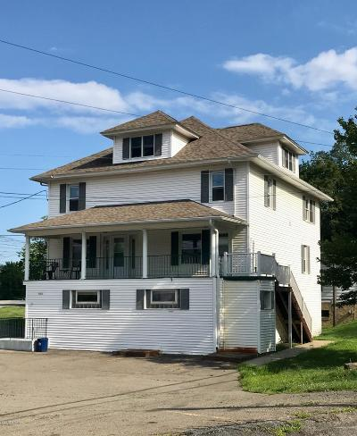 Carbondale Multi Family Home For Sale: 299 & 301 Canaan St