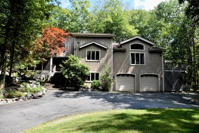 Lords Valley PA Single Family Home For Sale: $364,000