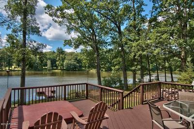 Hawley Single Family Home For Sale: 15 Lakefront Dr