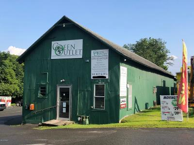 Honesdale Commercial For Sale: 45 Brown St