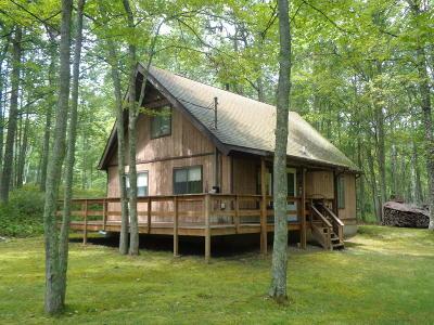 Shohola Single Family Home For Sale: 130 N Wynd Ter