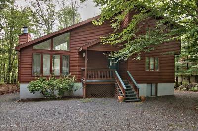 Lake Ariel Single Family Home For Sale: 2520 Oak Cir